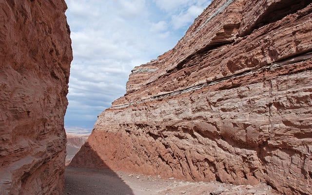 私たちが何年も研究してきたがまだ理解していない10の地質形態