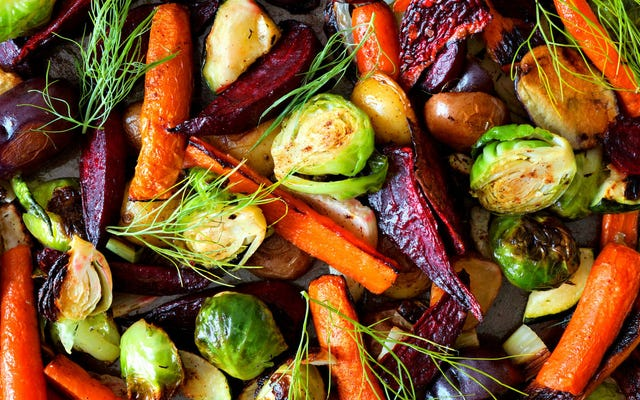 科学者たちは、でんぷん質の野菜がたくさん含まれている本当の古ダイエットを発見しました