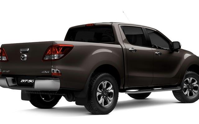 あなたの次の非アメリカのマツダトラックはフォードの代わりにいすゞになります
