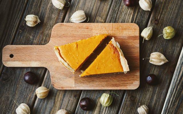 小さな味噌を加えることで、お気に入りの感謝祭のパイを改善しましょう
