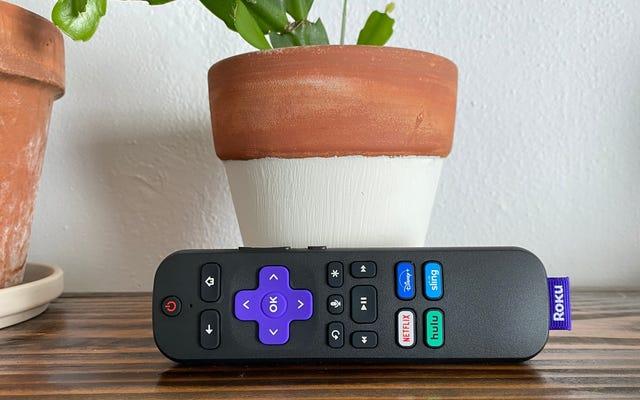 気をつけろ、Apple TV、Rokuが充電式リモコンをテストしているようだ