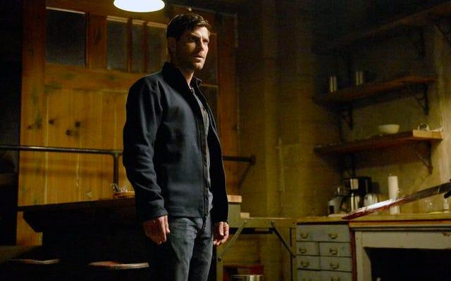 Premiera Grimm w ostatnim sezonie pokazuje, że przed końcem jest dużo pracy