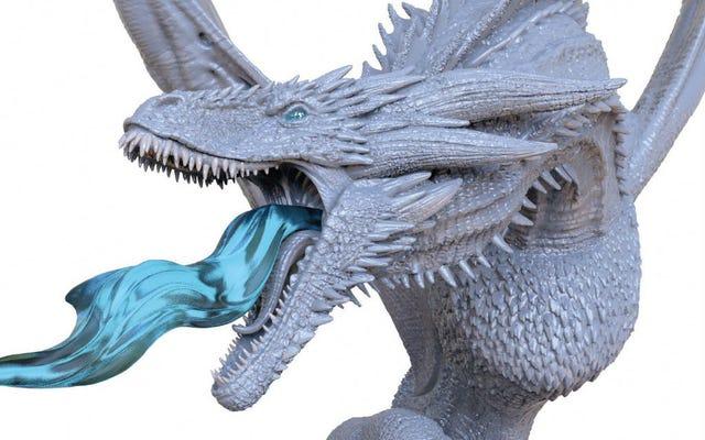 Twoja własna gra o tron Ice Dragon nie będzie tania