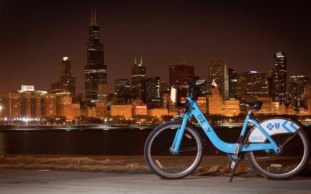 米国の自転車シェア自転車で最初の死亡者が発生したばかり:レポート