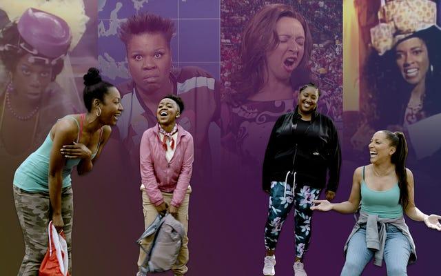 ブラックレディスケッチショーで、黒人女性はもはやスケッチコメディーの単なる背景ではありません