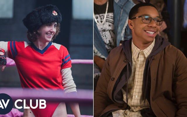 GLOWとDearWhite Peopleのスターは、Netflixの番組に「冷やす」ことを望んでいます