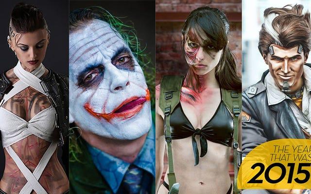 El mejor cosplay de 2015