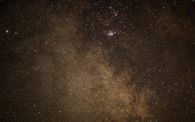 Les astronomes viennent-ils de repérer un autre objet interstellaire?