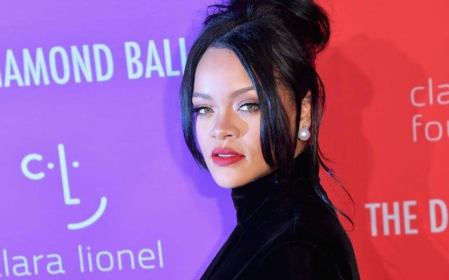 Rihanna à la rescousse: la superstar de la pop aurait fait un don de 5 millions de dollars pour lutter contre la crise du coronavirus
