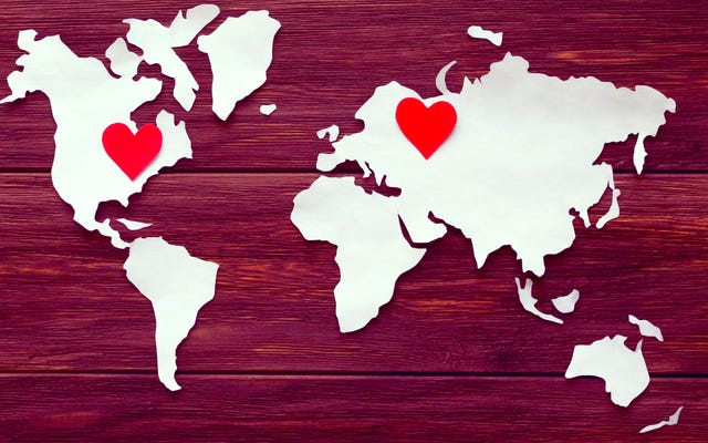 遠距離恋愛を維持する方法