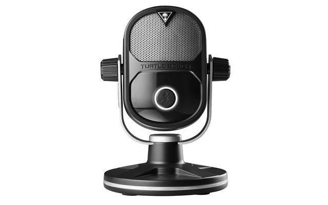 Konsol Akışı İçin Üretilmiş Profesyonel Düzey Bir Mikrofon