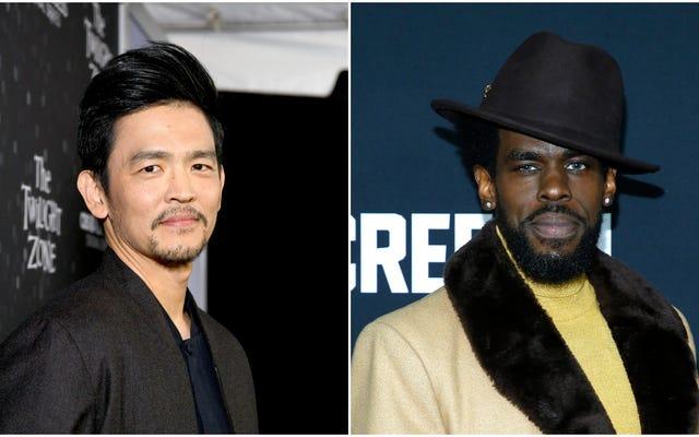 John Cho et Mustafa Shakir joueront dans le Cowboy Bebop de Netflix