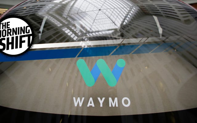 In futuro ci saranno camion a guida autonoma Waymo (ah ah)