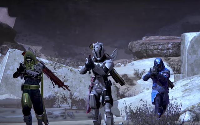 Cộng đồng bị xé nát sau khi cuộc đột kích Uy tín đầu tiên của Destiny 2 bị xóa do trục trặc