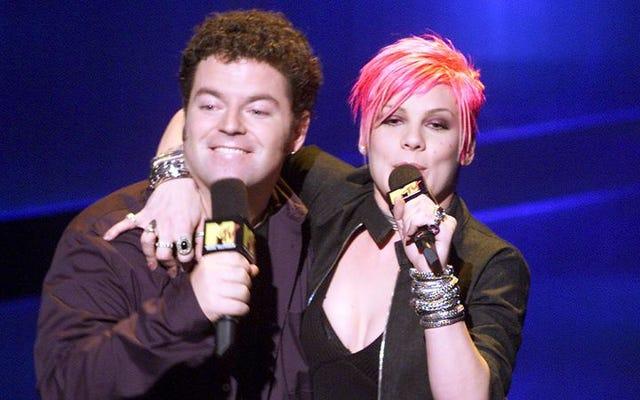 Lea esto: La lucha entre el nü-metal y el pop en TRL de MTV