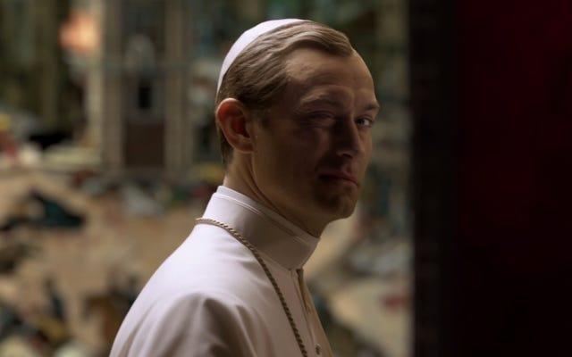 若い教皇が地獄であったとしても、それは支配した