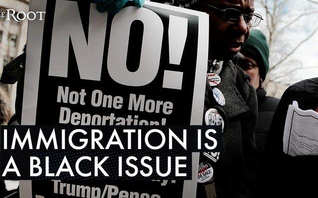 'จุดตัดของความยุติธรรมทางเชื้อชาติและสิทธิผู้อพยพ': เหตุใดการเข้าเมืองจึงเป็นประเด็นที่ผู้มีสิทธิเลือกตั้งผิวดำควรให้ความสนใจในปี 2020