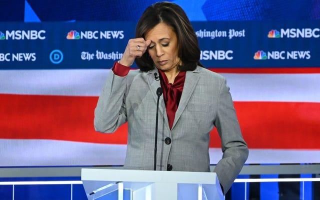 Kamala Harris abandonne la course présidentielle au milieu des rumeurs d'une campagne sans direction qui faisait des hémorragies d'argent