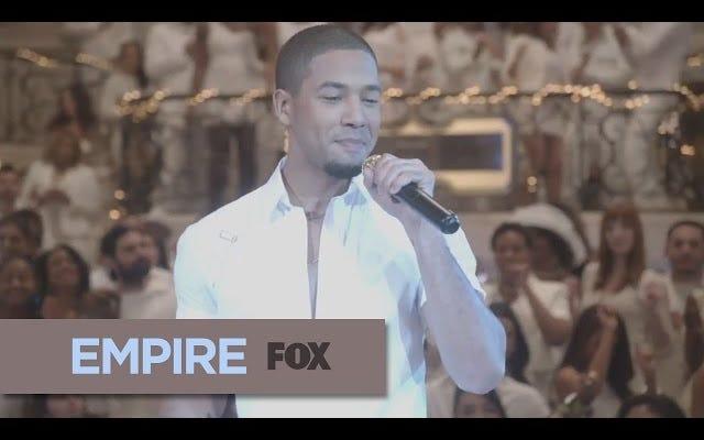 Império: Jamal Lyon sai, dá um show ao mundo