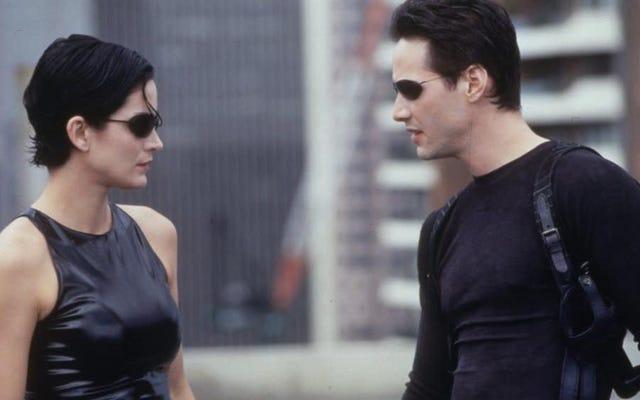 Lana Wachowski đang hỗ trợ The Matrix 4, với Keanu Reeves và Carrie-Anne Moss trở lại