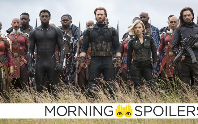 Spekulacje na temat prawdziwego tytułu Avengers 4 szaleją