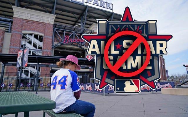 MLB e MLBPA precisam retirar o All-Star Game da Geórgia depois de aprovar as leis de votação da era 'Jim Crow'