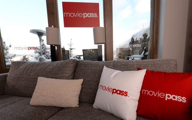 MoviePassの停止に悩まされますか?あなたはあなた自身のチケットを購入するための払い戻しを受けることができます