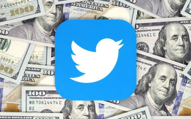 Faites pleuvoir avec TwitCoins: y a-t-il quelqu'un que vous paieriez pour lire leurs `` super '' tweets?
