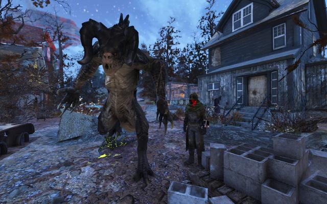 Fallout 76 Devs Oyuna Evcil Hayvan Eklemek İstiyor