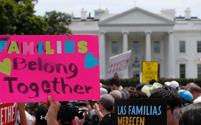 Le mois de mars a été un cours intensif sur la violence de notre système d'immigration