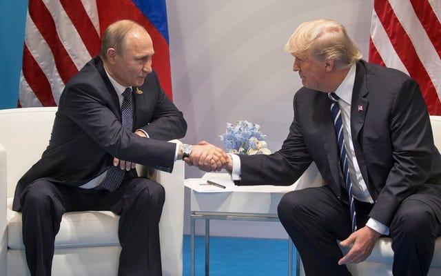 プーチンのサークルでは、オバマは「N-Word」でした