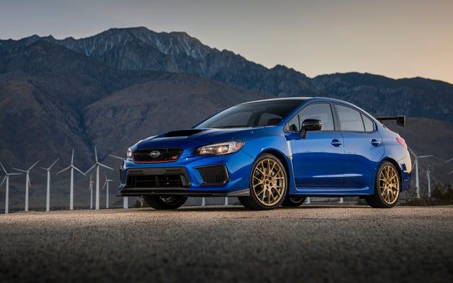 Commentaire du jour: Subaru Technica Infection Edition