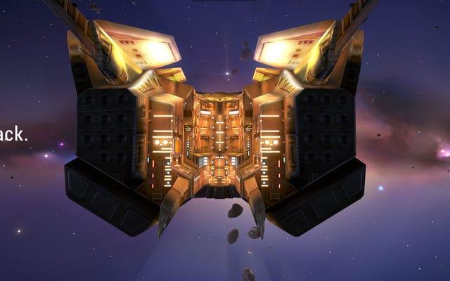Homeworld: Le retour d'un jeu presque parfait