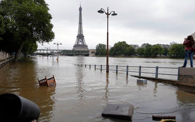 Le changement climatique a rendu les inondations en France plus meurtrières