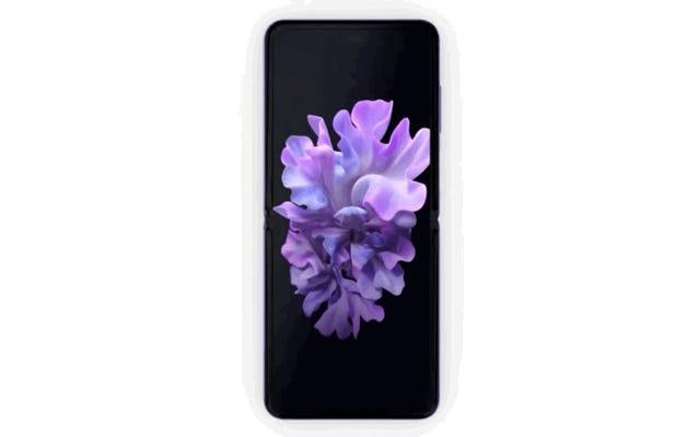 El nuevo Samsung Galaxy Z Flip de pantalla de cristal plegable ya está aquí, y cuesta 1.380 dólares