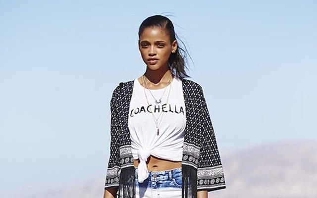H&M Mempratinjau Koleksi Coachella Baru, Dunia Runtuh Dalam Diri Sendiri
