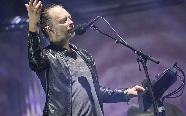 Radiohead ABD tur tarihlerini açıkladı