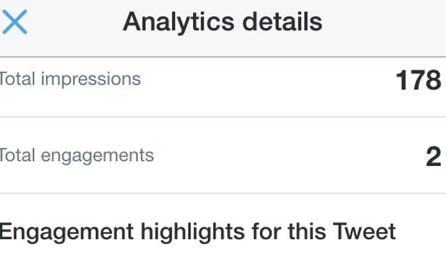 iOSアプリでTwitter分析をチェックしてください