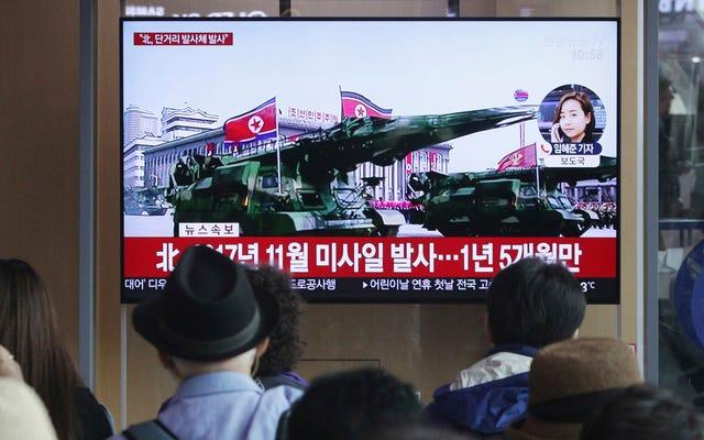 北朝鮮は、核交渉の停滞の中で「いくつかの」未確認の発射体を発射する