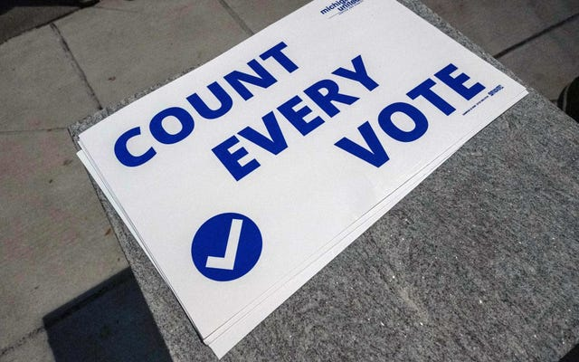ウェイン郡の共和党員は、人種差別と監査の確保のために呼び出された後、デトロイトからの投票を証明することを拒否し、決定を覆す