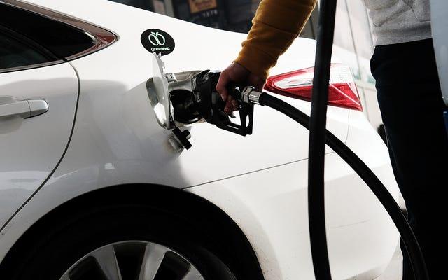 Hết nhiên liệu có thể làm hỏng động cơ của bạn