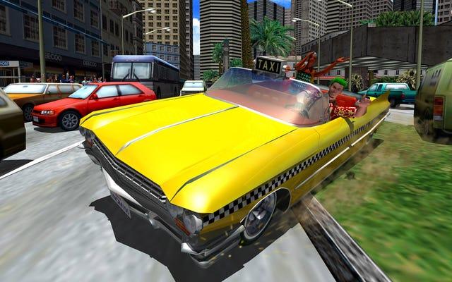 Crazy Taxi est toujours l'un des jeux les plus brillants jamais réalisés