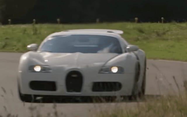 Kế hoạch san ủi đường thử nghiệm của Top Gear để dọn chỗ cho các ngôi nhà đã được phê duyệt