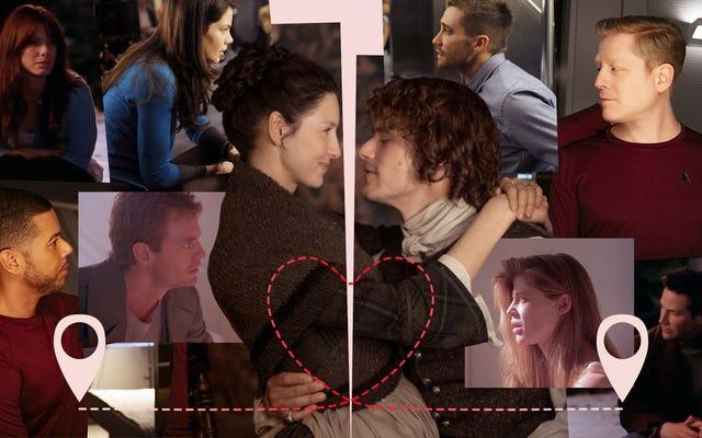 Historie miłosne na odległość: 12 programów telewizyjnych i filmów, w których romans wykracza poza przestrzeń i czas