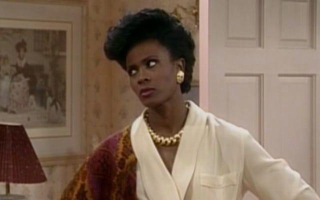 フレッシュプリンスの最初の叔母ビブはまだ関係者全員に非常に腹を立てています