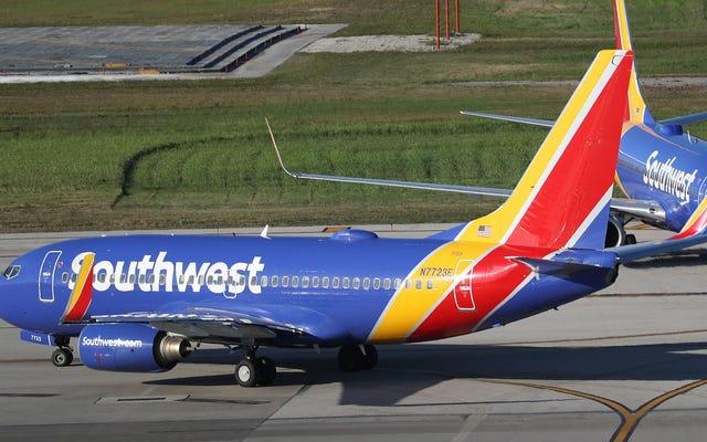 ใช้การแฮ็ก Southwest นี้เพื่อเปลี่ยนเป็นการบินที่น่าสังเวช