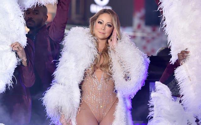 Mariah Carey Mengatakan Pertunjukan Malam Tahun Baru 'Berubah Menjadi Peluang untuk Menghina Saya'