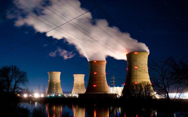 本物へのRIP:スリーマイル島原子力発電所が最後の原子炉を停止