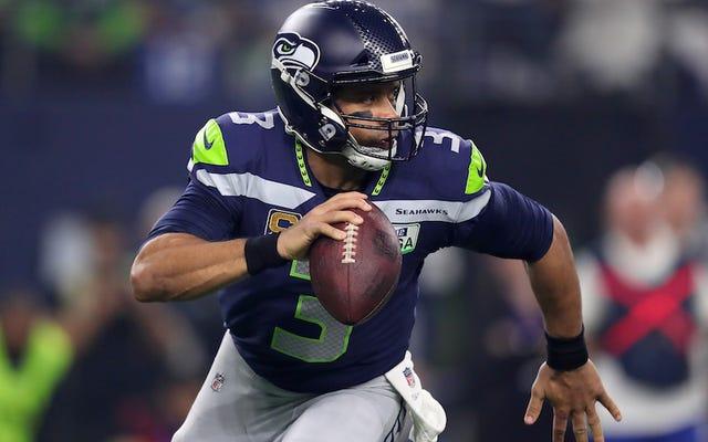 Jak megadeal Russella Wilsona pozwala właścicielom NFL na dalsze wygrywanie