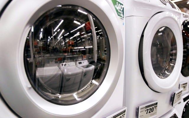 Các bác sĩ nói rằng một chiếc máy giặt đã giúp lây lan siêu vi khuẩn tại khoa sản